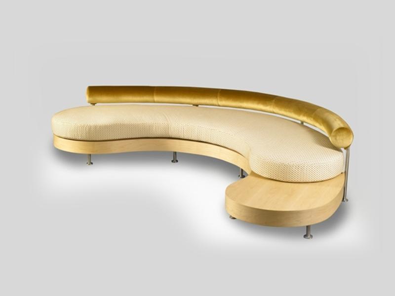 Sofa curvado atril decoracion atrildeco - Atril decoracion ...